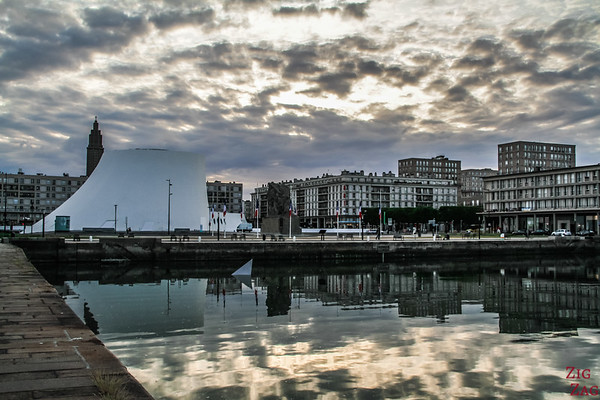 Visit Le Havre Cruise Port - city center
