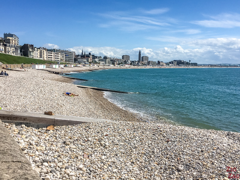 Things to do in Le Havre cruise port - beach