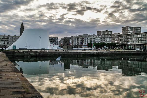 Le Havre beautiful skies 2