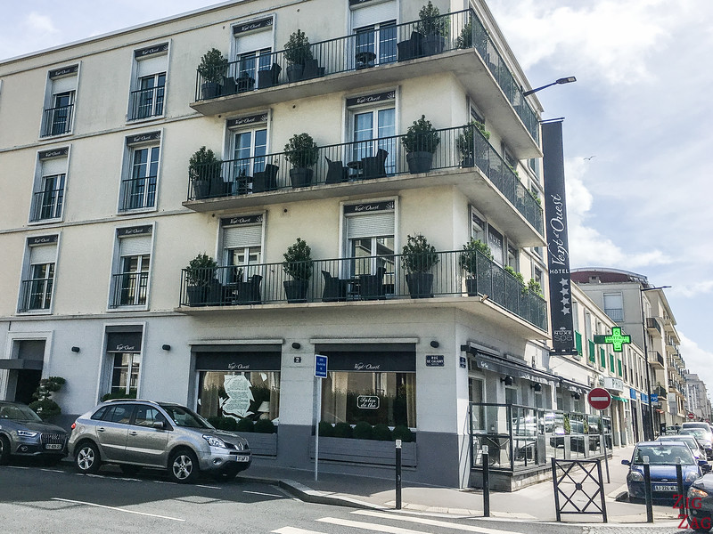Le Havre Hotel Spa Vent d'Ouest