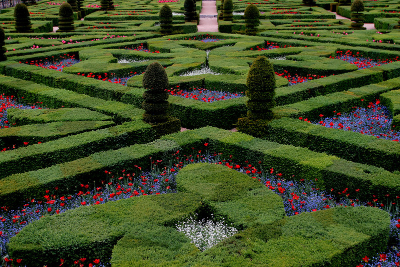 Gardens at Villandry #10
