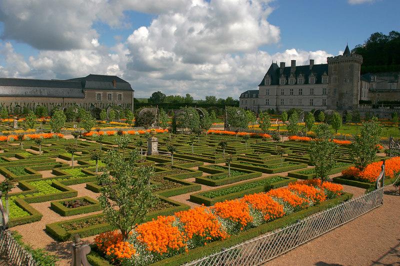 Gardens at Villandry #8