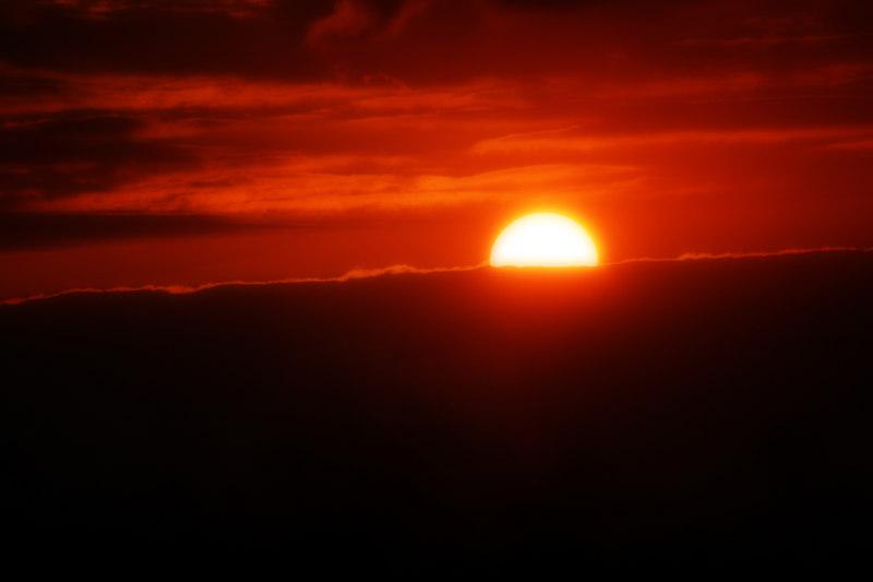 Loire Valley Sunset