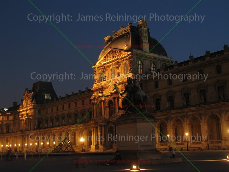 Louvre<br /> Paris, France