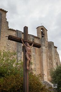 Chapel on the hill, Saint-Saturnin-lès-Apt