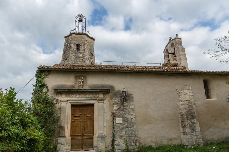 L'église paroissiale - Barbarenque