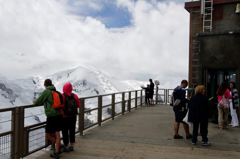 Aiguille du Midi - Mont Blanc - France - 4192