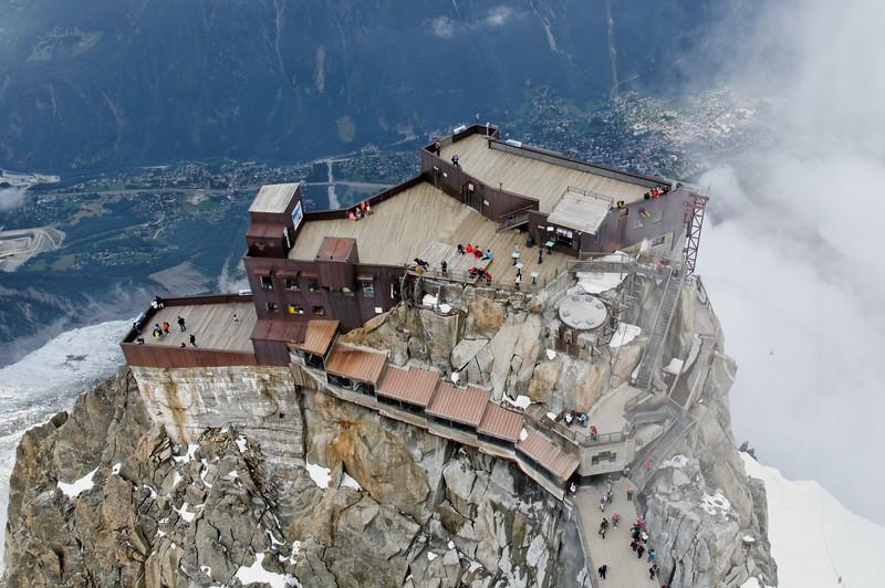 Aiguille du Midi - Mont Blanc - France - 4174