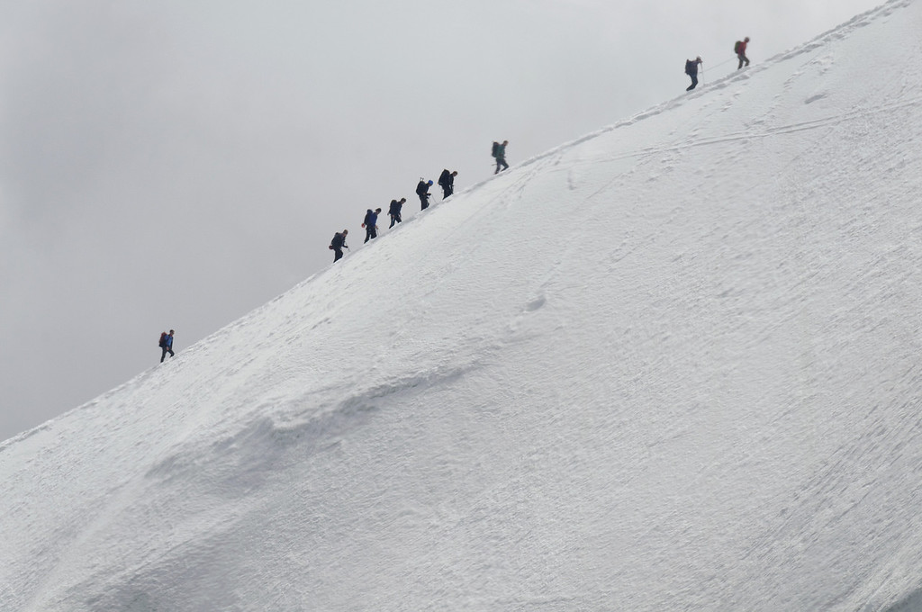 Mont Blanc - France - 4022
