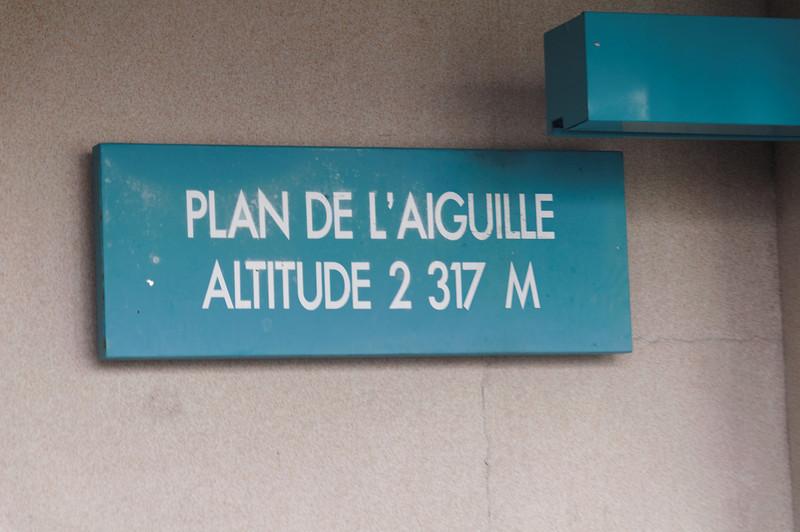 Mont Blanc - France - 4235