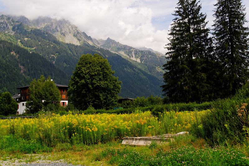 Mont Blanc - France - 3980