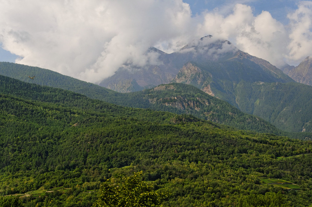 Mont Blanc - France - 3966