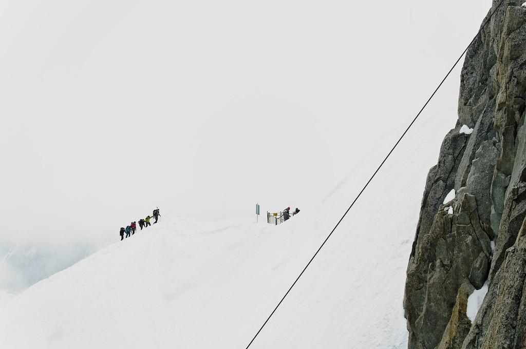 Plan de Aiguille - Mont Blanc - France - 4141
