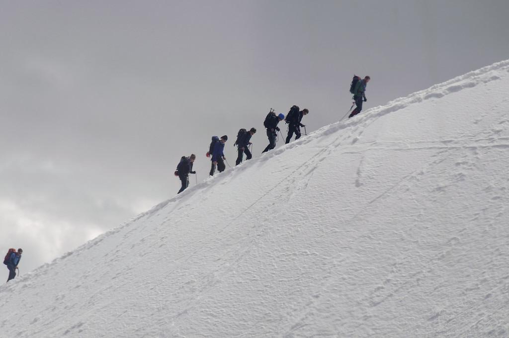 Mont Blanc - France - 4023