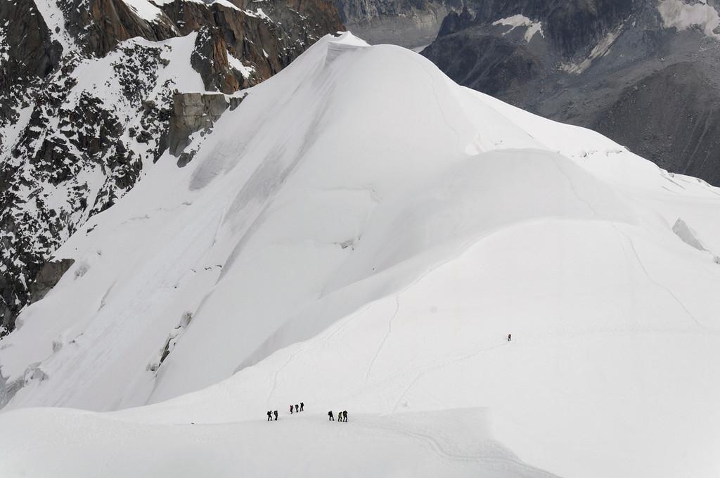Plan de Aiguille - Mont Blanc - France - 4096
