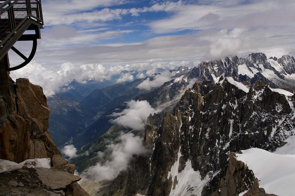 Plan de Aiguille - Mont Blanc - France - 4036