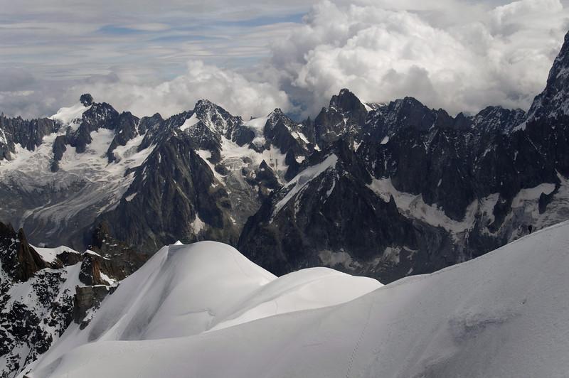 Mont Blanc - France - 4031