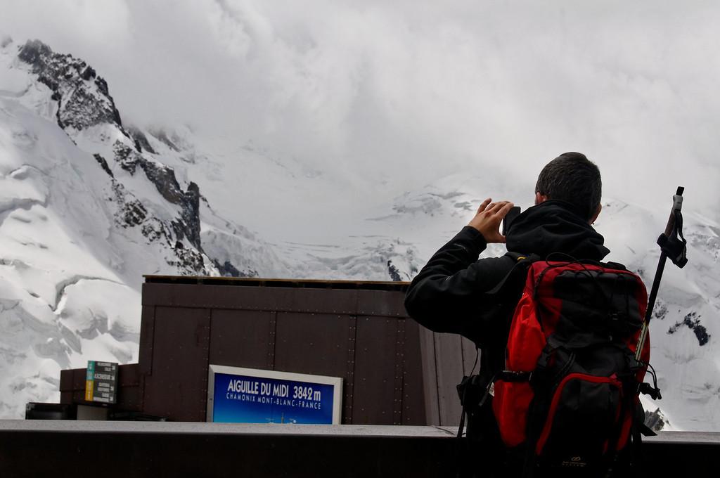 Plan de Aiguille - Mont Blanc - France - 4102