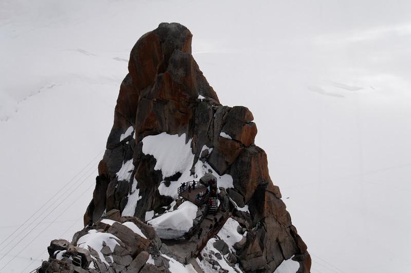 Aiguille du Midi - Mont Blanc - France - 4164