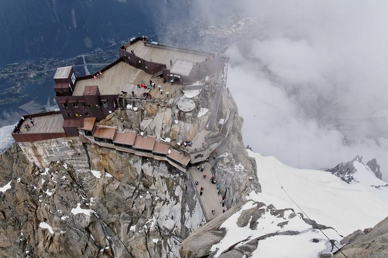 Aiguille du Midi - Mont Blanc - France - 4175