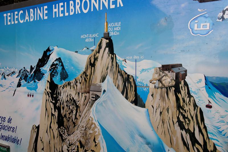 Plan de Aiguille - Mont Blanc - France - 4156