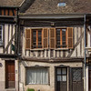 House on Rue Saint Laurent, Montfort l'Amaury, France