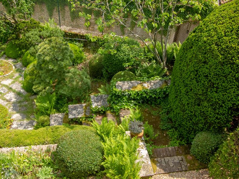 Maurice Ravel's garden