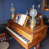 Ravel house composing room.