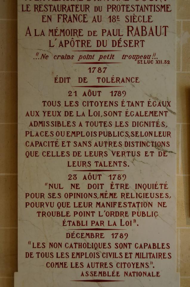 Le Mas Soubeyran (Museu do Deserto) (França)