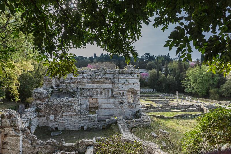 The Archeological Museum of Nice-Cimiez