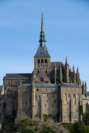 Abbey du Mont St. Michel