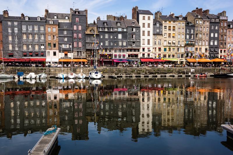 Honfleur, France, Europe