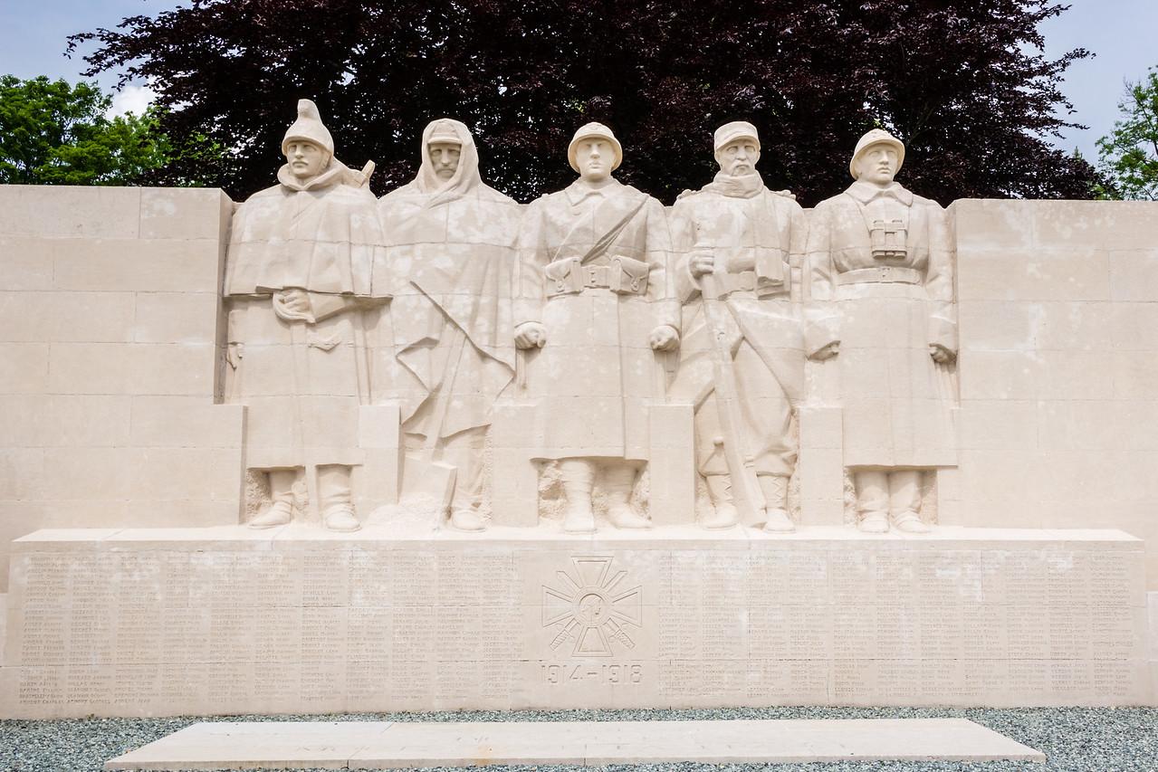 Verdun, France, Europe