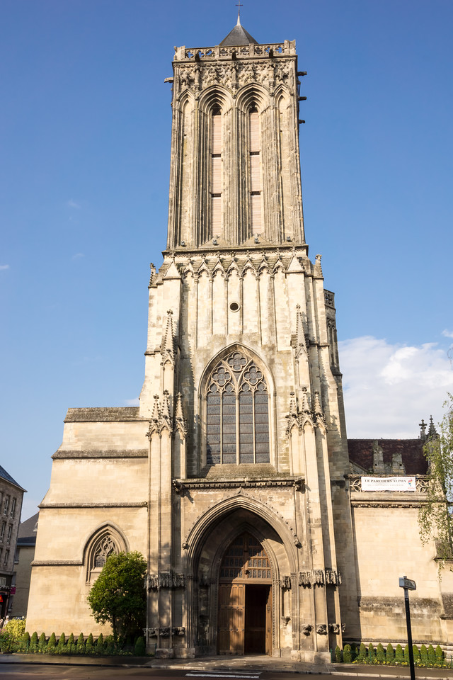 Caen, Normandy, France, Europe