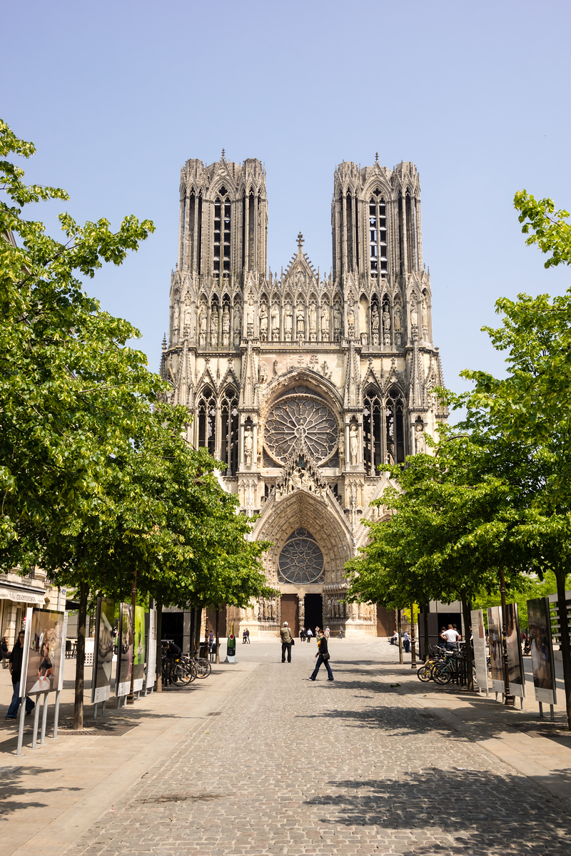 Reims, France, Europe