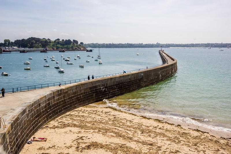 Saint-Malo, Brittany, France, Europe
