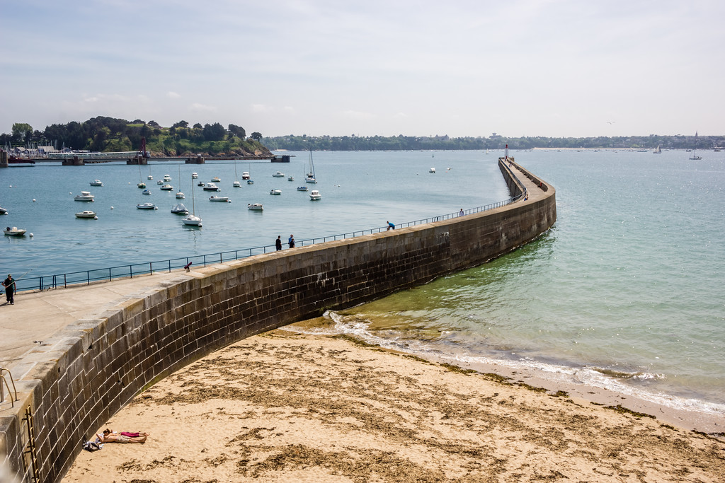 Saint-Malo, Brittany, France, Europe