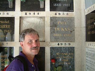 "Paul Dukas -Composer of  ""Sorcerer's Apprentice"