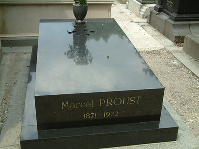 Marcel Proust - writer