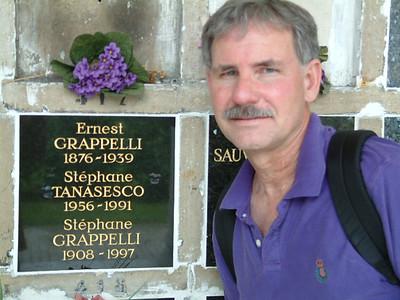 Stephane Grappelli- Jazz violin Tanasesco