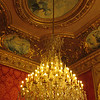 One section I did want to visit was the Napolean Apartments; extravagant opulence? Or just nice chandaliers.