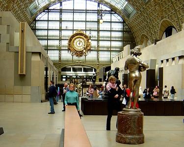 Interior d;Orsay