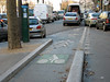Paris Bike Lane