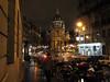 Rue de Vaugiraud and Place de la Sorbonne