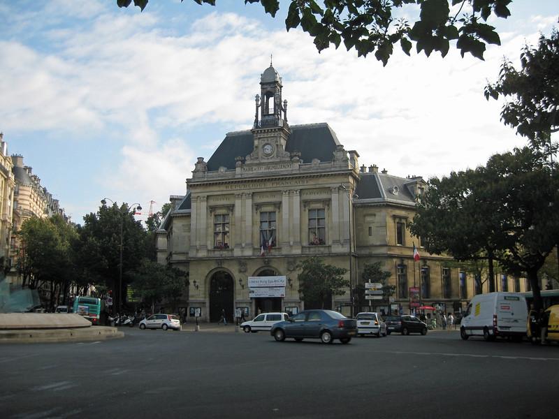 Marie du XXe--Place Gambetta 2009-09-14_09_49_59