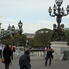 View of Pont Alexandre iii