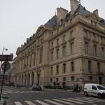 Sorbonne from Rue des Ecoles