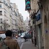 Toward the Seine