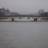 Downstream from Pont des Arts<br /> Paris - 2013-01-10 at 10-37-00