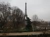Tour Eiffel from the Cite de Architecture et du Patromoine<br /> Paris - 2013-01-12 at 11-58-28